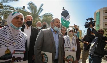 حماس تكشف مستجدات سير الانتخابات الفلسطينية القادمة