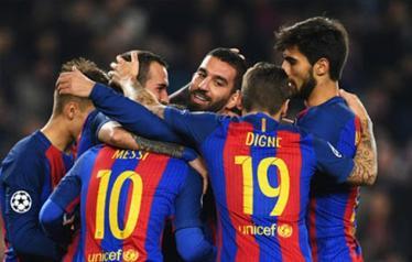 يرغب مسؤولو الهلال في استغلال انتهاء عقد توران مع برشلونة- الموقع الرسمي لبرشلونة