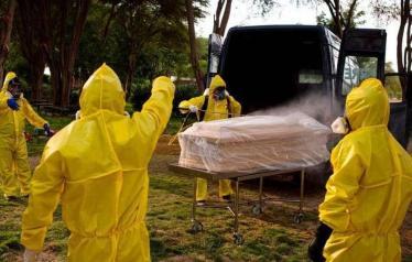 فقدت بيرو نحو 4 آلاف إنسان من جراء وباء كورونا