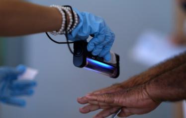 شركة يابانية تعلن تطوير جهاز يقتل كورونا بأمان