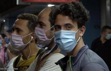ارتداء الكمامة الطبية يقلل من خطر التعرض للعدوى