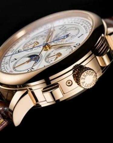 أفضل ساعات الرجال في 2016 -1 A. Lange & Söhne Grande Complication