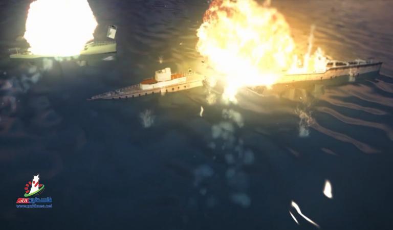 """للقصة بقية مع """"فلسطين الآن"""".. سفينتا البحرية الملكية من الغرق وحتى سيطرة القسام"""