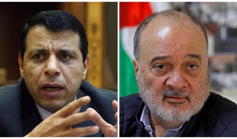 دحلان والقدوة يلجآن لغزة لتنفيذ دعايتهم الانتخابية! لماذا؟