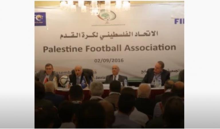 فضيحة تاريخية تهز الرياضة الفلسطينية