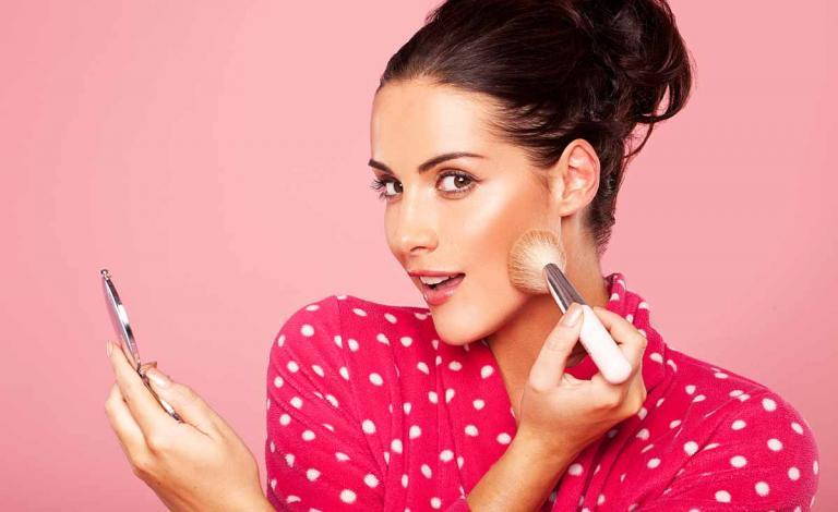 makeup-morning