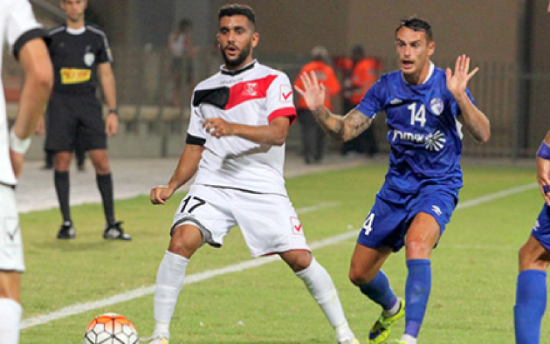 لاعب من دوري المحترفين على أعتاب سخنين   فلسطين الآن