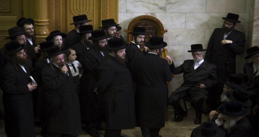 حاخامات يهود