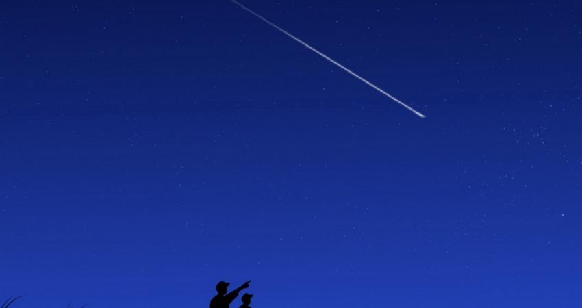 لوحة سماوية تُزين سماء السعودية والوطن العربي الليلة