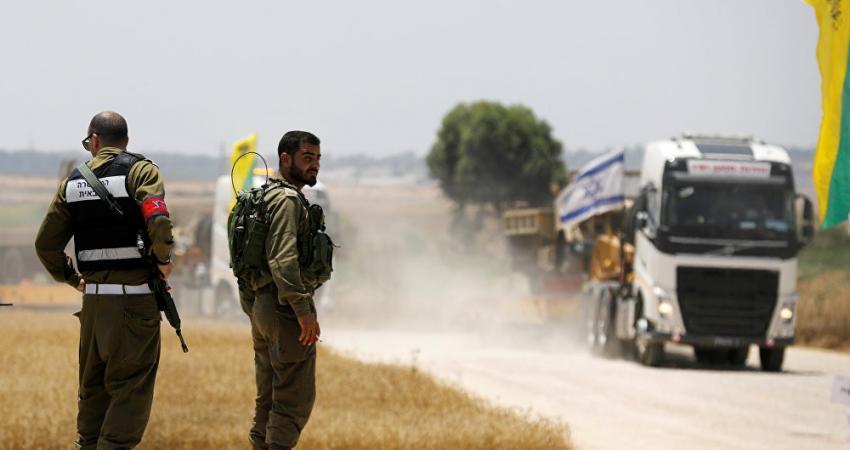 جيش الاحتلال يعلن