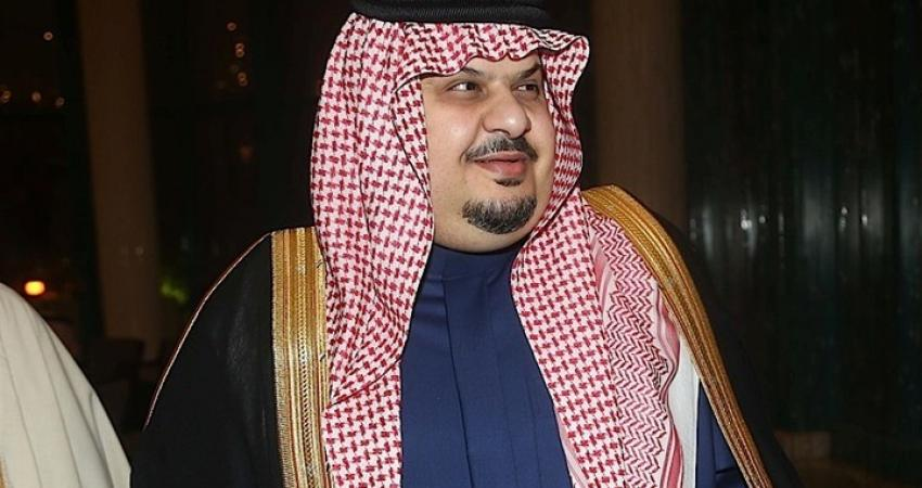 أمير سعودي يعلق على خبر إصابة أفراد من آل سعود بكورونا