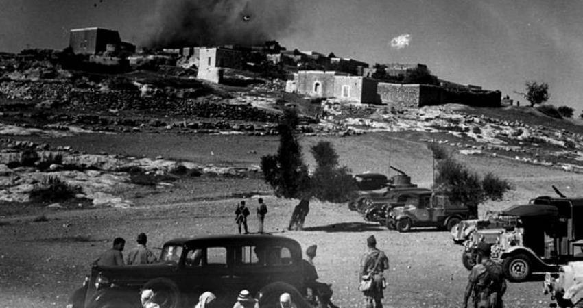 """الوثائق البريطانية تكشف تفاصيل الرعب في مجزرة """"دير ياسين"""""""