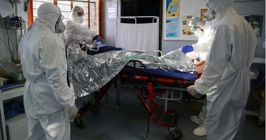 وفاة اول حالة مصابة بكورونا في غزة