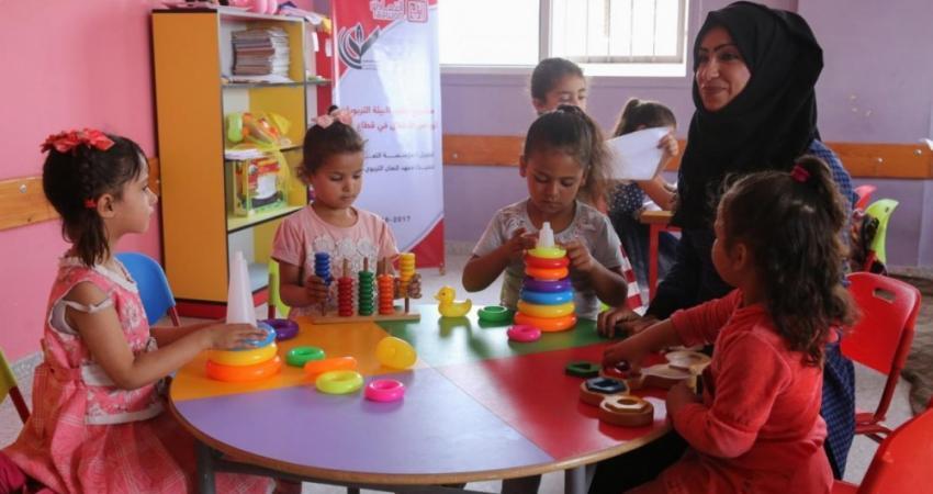 إعادة فتح دور الحضانات بغزة ضمن إجراءات وقائية