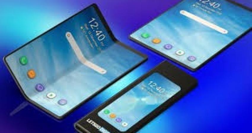 براءة اختراع تكشف تصميم هاتف سامسونغ الجديد القابل للطي