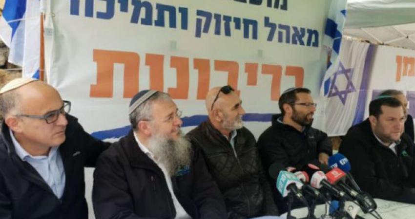 رؤساء مجالس المستوطنات يشنون هجوماً على نتنياهو