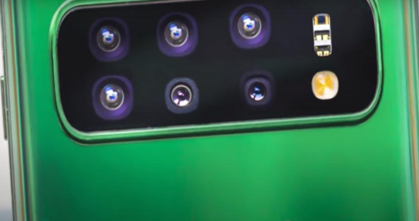 سامسونغ تطور هاتفا بـ 6 كاميرات متحركة لم تطرح مثله من قبل