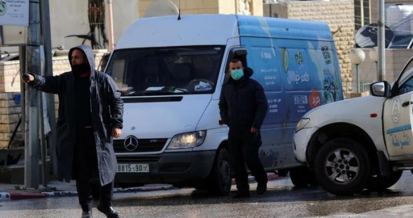 محافظ بيت لحم يعلن بدء السيطرة على الوباء
