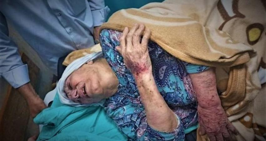 """تفاصيل اجتماع بين الشرطة و""""الشعبية"""" بشأن الاعتداء على """"أم جبر وشاح"""""""