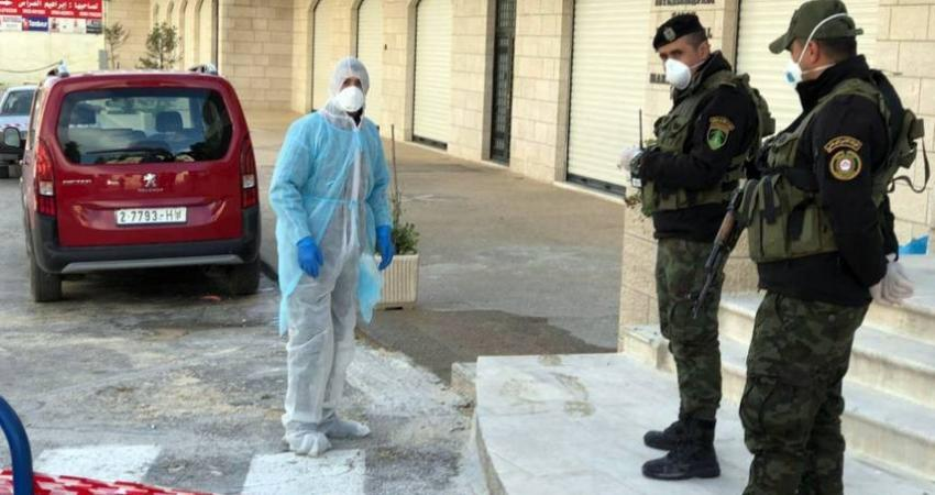 تسجيل 64 إصابة جديدة بفيروس كورونا في الضفة