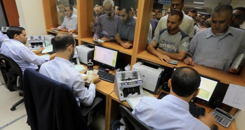"""""""مالية غزة"""" تعلن موعد صرف رواتب بدل المياومة عن شهر مايو"""