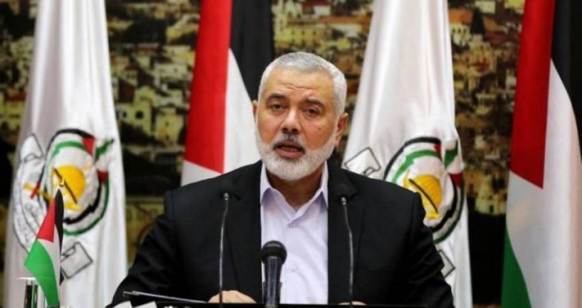 إسماعيل هنية رئيس المكتب السياسي لحماس