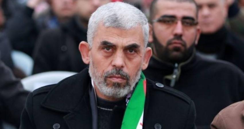 رئيس المكتب السياسي في حماس بغزة يحيى السنوار