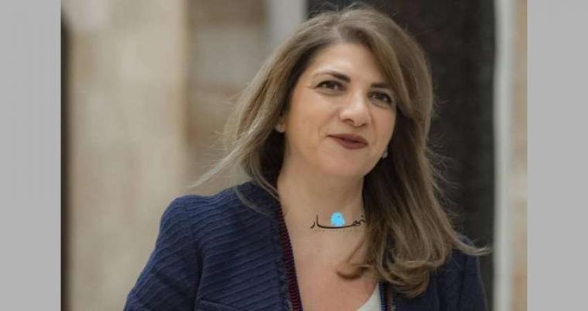 """""""طرد"""" وزيرة العدل خلال زيارتها مناطق منكوبة في بيروت"""