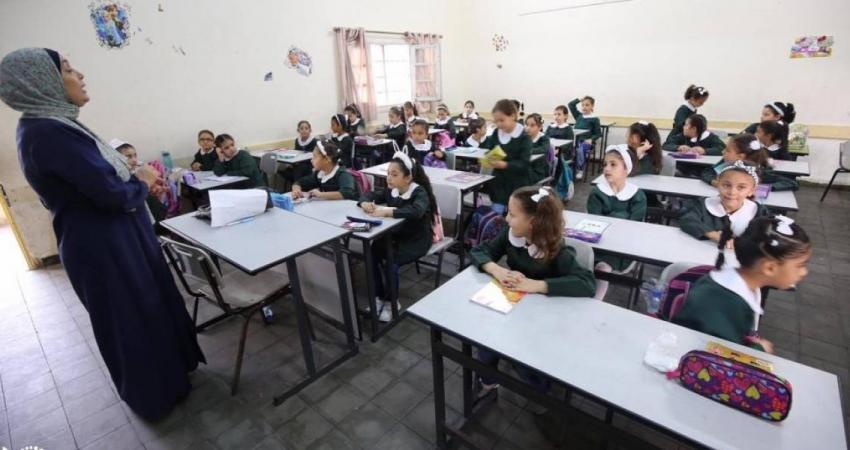 حماس تهنئ الطلبة والكادر التعليمي بالعام الدراسي الجديد