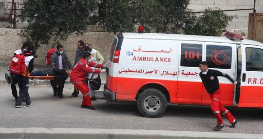 إصابة طفلين شقيقين جراء صعقة كهربائية في شاليه بغزة