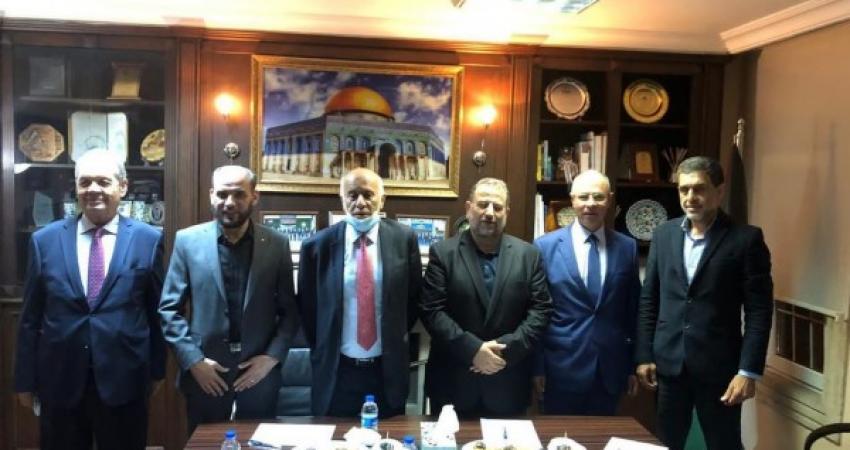 """""""فتح"""" و""""حماس"""" تتفقان على إجراء انتخابات خلال ستة أشهر"""