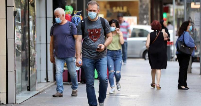 لبنان يسجل رقماً قياسياً للإصابات بفيروس كورونا