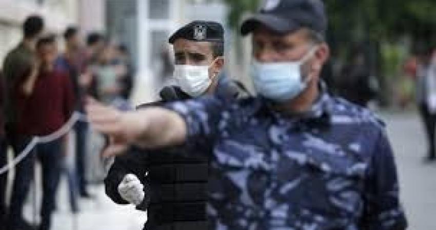 """""""الداخلية"""" بغزة تتحدث عن إجراءاتها داخل القطاع لمواجهة كورونا"""