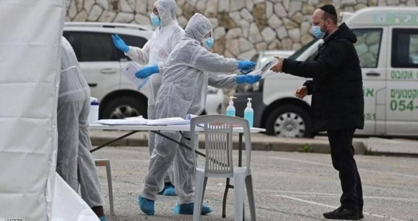 """1309 وفاة و200 ألف إصابة كورونا في """"إسرائيل"""""""