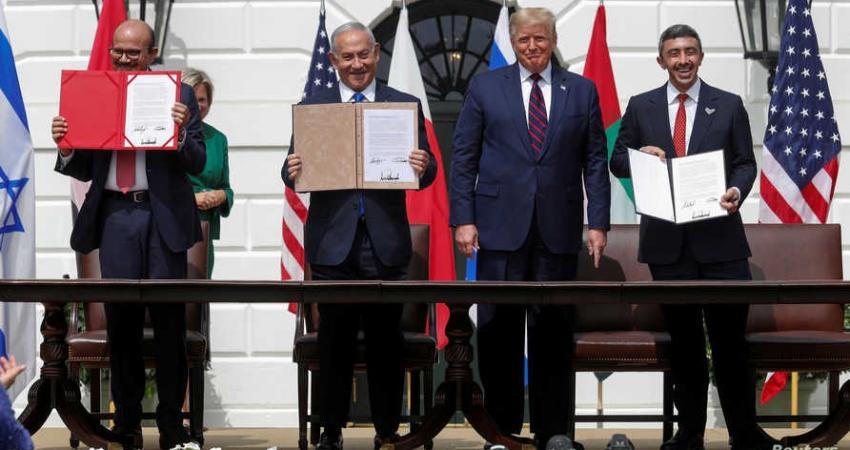 """دولتان عربيتان ستوقعان اتفاقية سلام مع """"إسرائيل"""" الأسبوع القادم"""