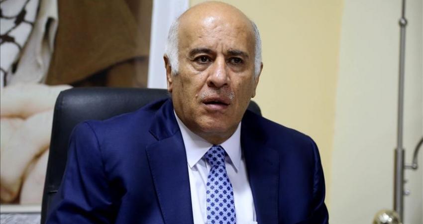 الرجوب: اتفاق وطني بين حماس وفتح خلال الأيام القليلة القادمة