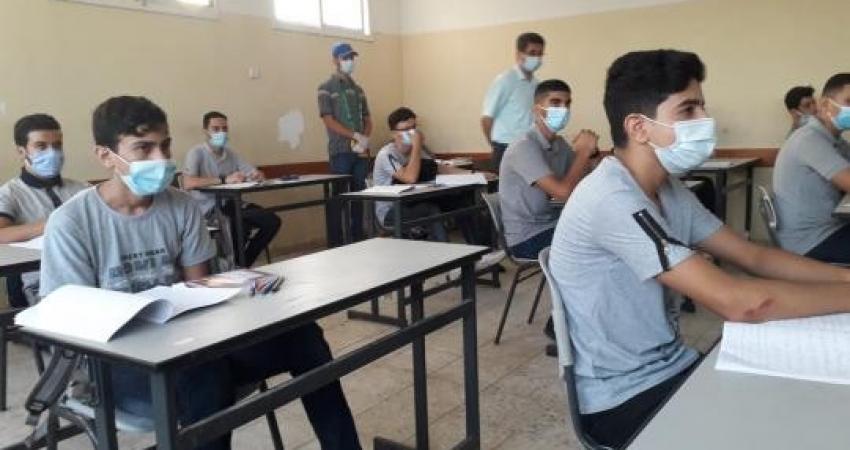 """""""التعليم"""" بغزة يعلن موعد عودة الدوام المدرسي من ٧ الى ١١"""