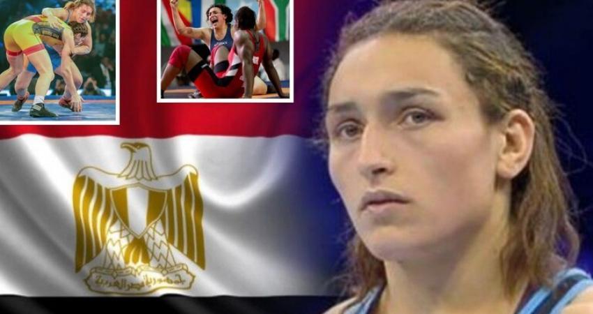 عقوبات قاسية بحق لاعبة ومدرب المنتخب المصري للمصارعة بعد شجارهما أثناء التدريبات