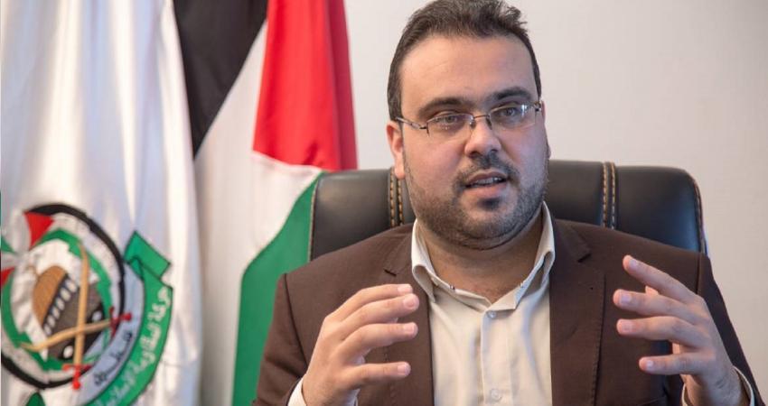 حازم قاسم الناطق باسم حماس