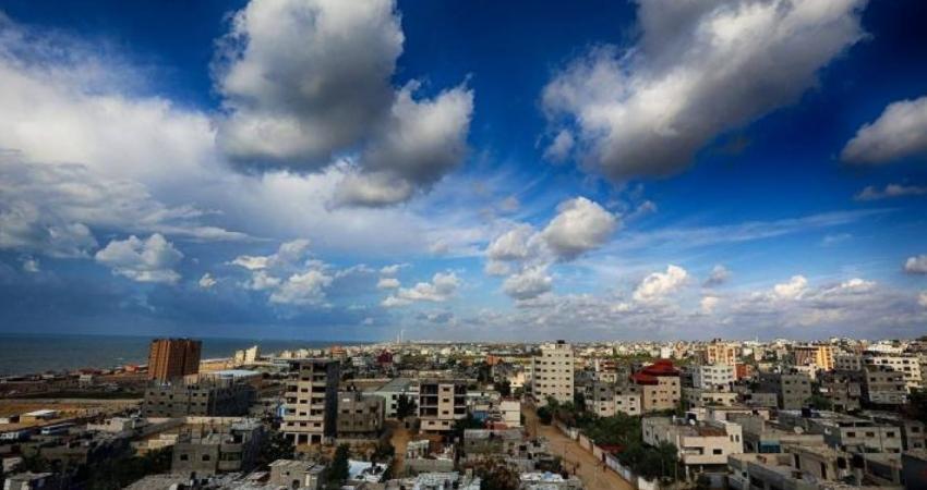 طقس فلسطين يوم غد الخميس