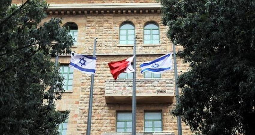"""""""إسرائيل"""" والبحرين توقعان اتفاقا جديدا"""