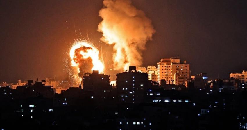 87 شهيداً خلال العدوان الإسرائيلي المتواصل على قطاع غزة