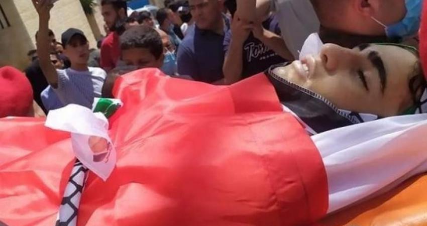 الاتحاد الفلسطيني لكرة القدم يُعقّب على جريمة اغتيال الطفل عودة