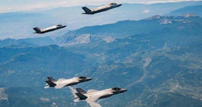 """طائرات من نوع F35 """"الشبح"""" شاركت في العدوان الأخير على قطاع غزة"""