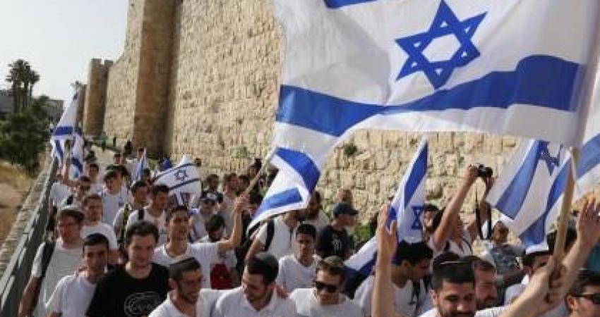 """تحذيرات فلسطينية من موجة غضب جديدة في حال إقامة """"مسيرة الأعلام"""""""