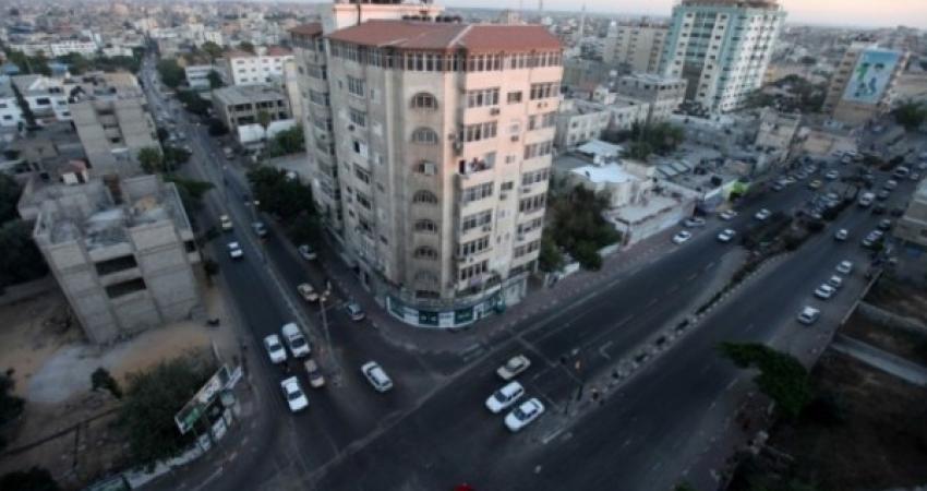 """تنويه مهم صادر عن بلدية غزة بشأن شارع """"الشفاء"""""""