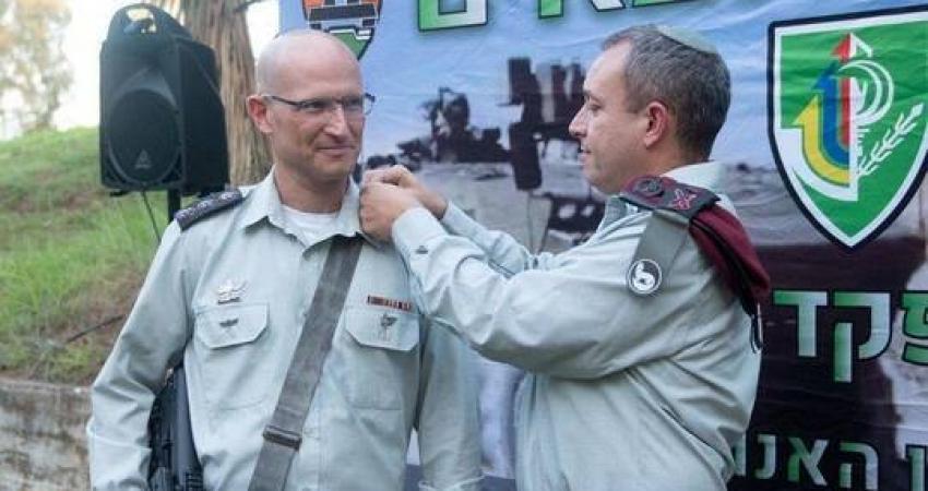وفاة أحد قادة ألوية النخبة بجيش الاحتلال بعد يومين على تعيينه