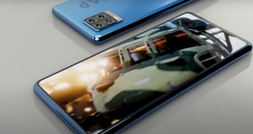 Realme تتحضر لإطلاق هاتف بقدرات تصوير فائقة
