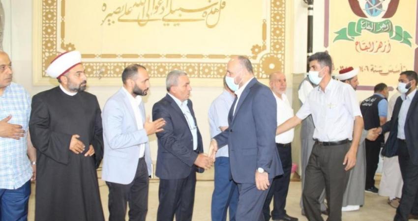 حماس تعزي بوفاة مفتي زحلة والبقاع