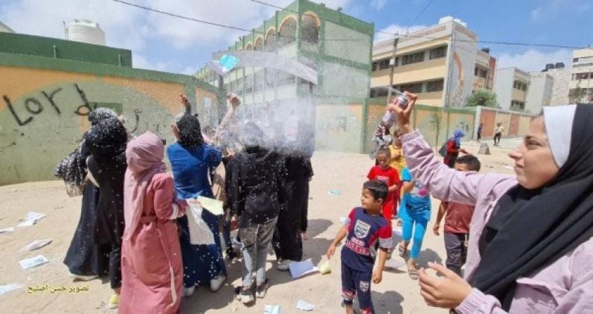 """""""النيابة العامة"""" بغزة: تسجيل حالة واحدة فقط لإطلاق النار أثناء احتفالات الثانوية العامة"""